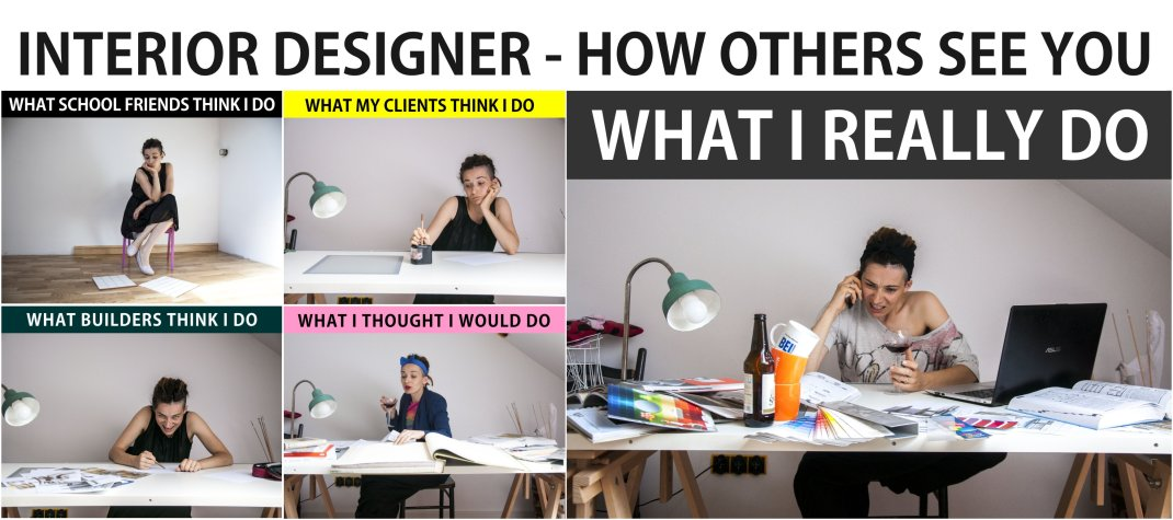 how others see interior designer